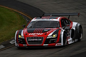 Grand-Am Breaking news APR Motorsport will field two Audi R8's at the Rolex 24 at Daytona