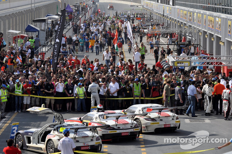 The 8th edition of the 24 Hours of Dubai set for January  2013