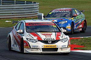BTCC Special feature 2012 champion Shedden shares end of year spotlight with MG