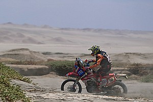 Dakar Preview HT Honda Rally Raid to field 3 riders in the 2013 Dakar