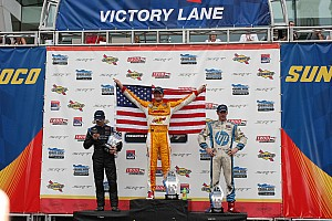 RHR: The quintessential American champion
