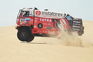 Dakar Interview Peru: Stage 4 -  Nazca to Arequipa quotes