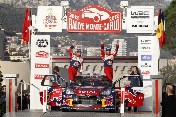 Monte-Carlo ushers in a new era for Citroën Total Abu Dhabi