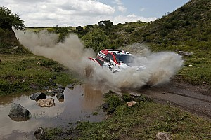 Dakar Stage report De Villiers and von Zitzewitz move up to 2nd overall on stage 9