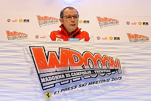 "Formula 1 Interview Domenicali: ""We have a clear aim, to win"""