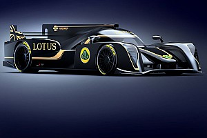 Lotus LMP2 will race in FIA World Endurance Championship