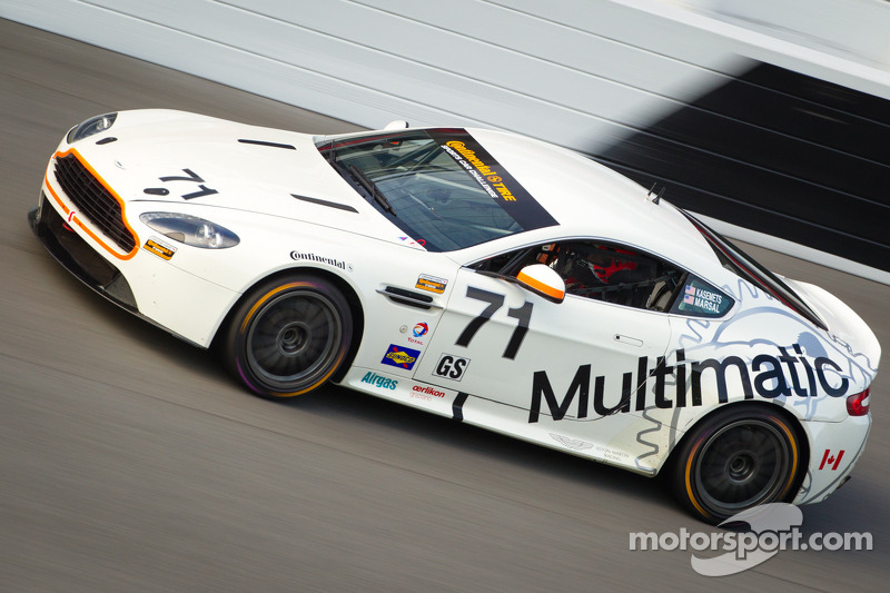 Marsal looks forward to Grand-AM 200 and Rolex 24
