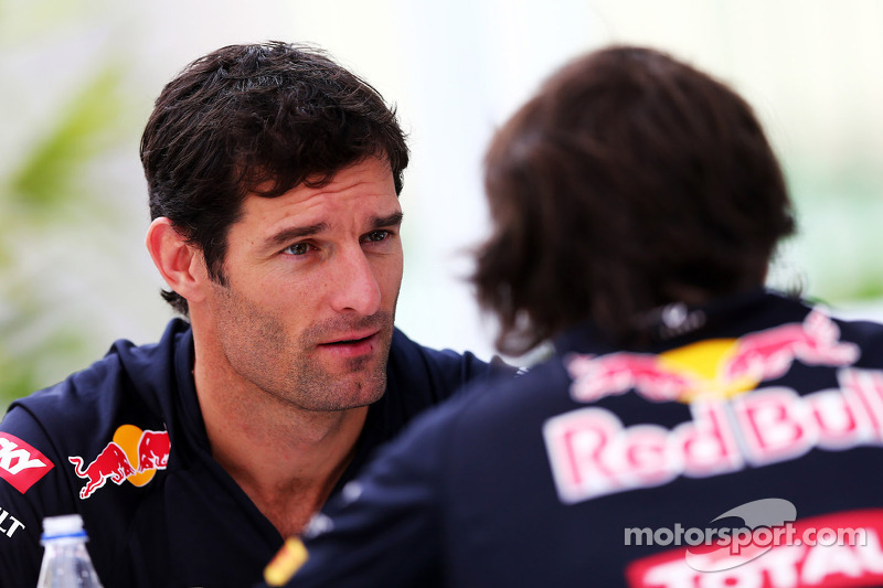 Webber to give 2013 Red Bull track debut