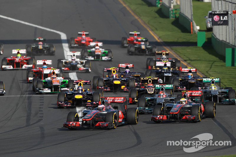 Melb gov't 'shouldn't complain' about F1 deal - Ecclestone