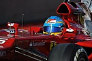 Ferrari's Alonso to sit out Jerez test