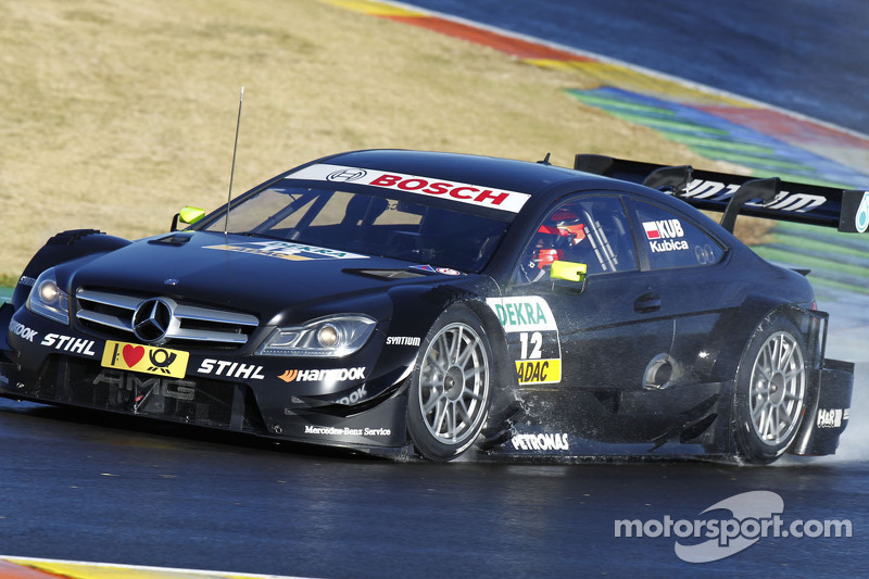DTM race seat 'possible' - Kubica
