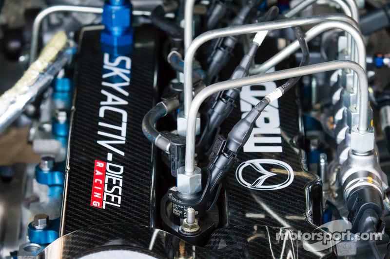 Daytona 24H: What's new with Mazda Motorsports?  Everything!
