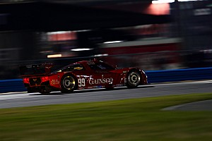 Grand-Am Race report Bob Stallings Racing in top five early in Rolex 24 At Daytona