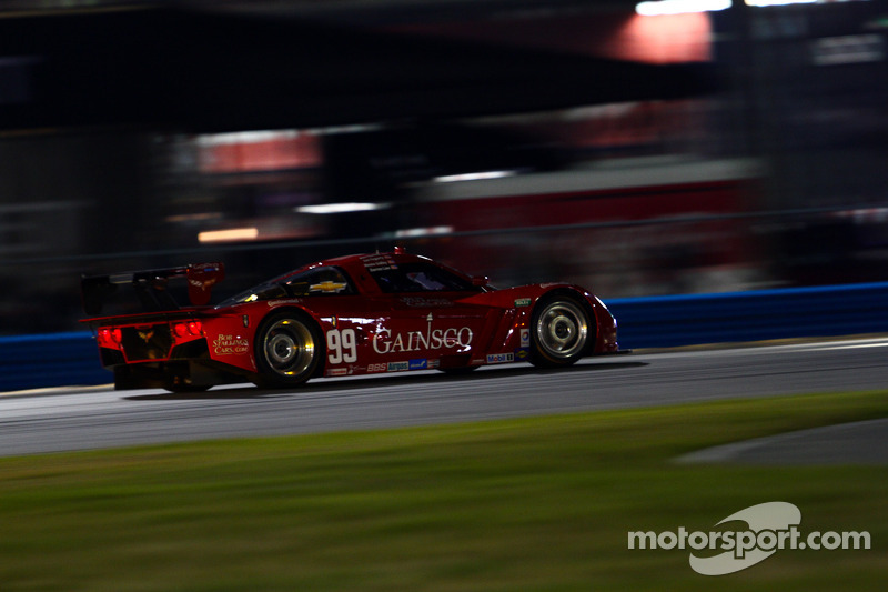 Bob Stallings Racing in top five early in Rolex 24 At Daytona
