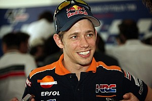 V8S Breaking news Casey Stoner takes to four wheels in Australia