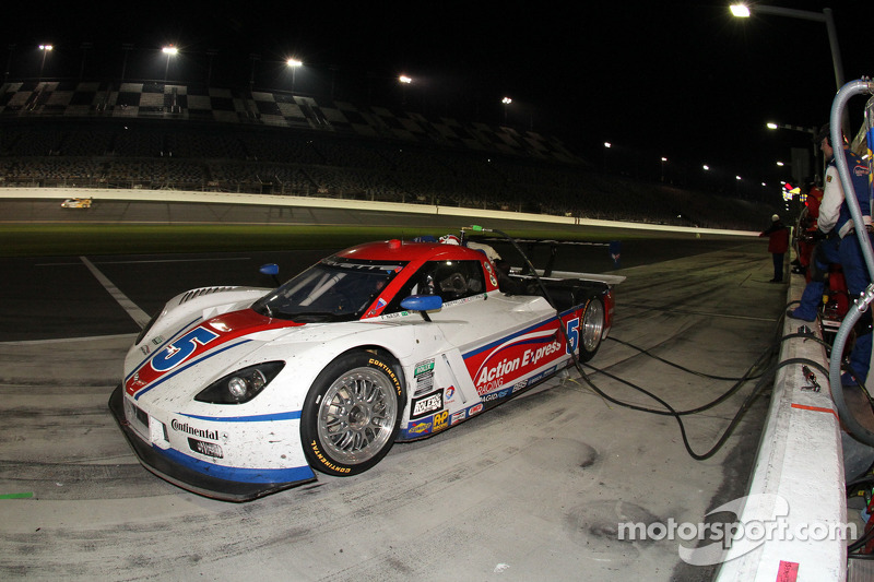 Action Express Racing starts season with strong performance in Rolex 24