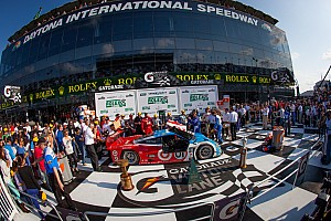 Grand-Am Race report Riley Technologies wins ninth consecutive Rolex 24 at Daytona