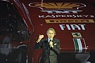 Ferrari's Montezemolo: I defined this car as 'hopeful'