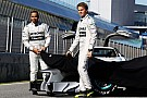Mercedes AMG Petronas launches 2013 Silver Arrow in Jerez - video