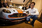 Senna with Aston Martin in WEC and Le Mans