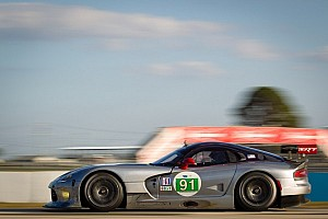 ALMS Breaking news Dalziel joins SRT Motorsports for the enduros