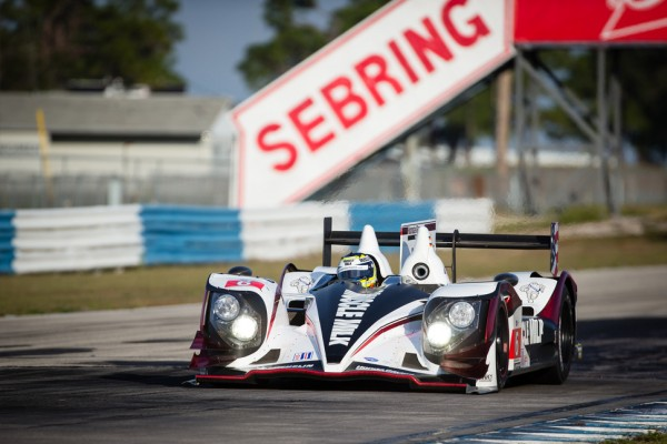 Muscle Milk Pickett Racing continues to sizzle at Sebring testing