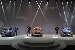 Supercars Breaking news Erebus Motorsport launches the Mercedes E63 AMG V8 Supercar