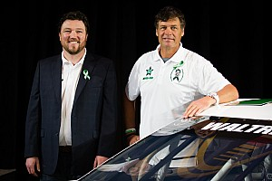 NASCAR Sprint Cup Press conference Michael Waltrip on Sandy Hook School Support Fund