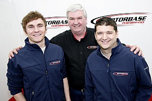 BTCC Breaking news Motorbase Performance confirm Jackson and Smith for 2013 campaign
