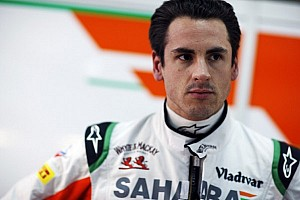 Formula 1 Breaking news Adrian Sutil completes Sahara Force India's 2013 line-up