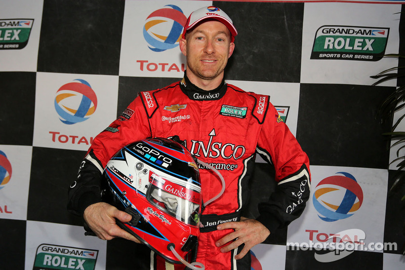 Bob Stallings Racing win pole for the inaugural GRAND-AM of the Americas