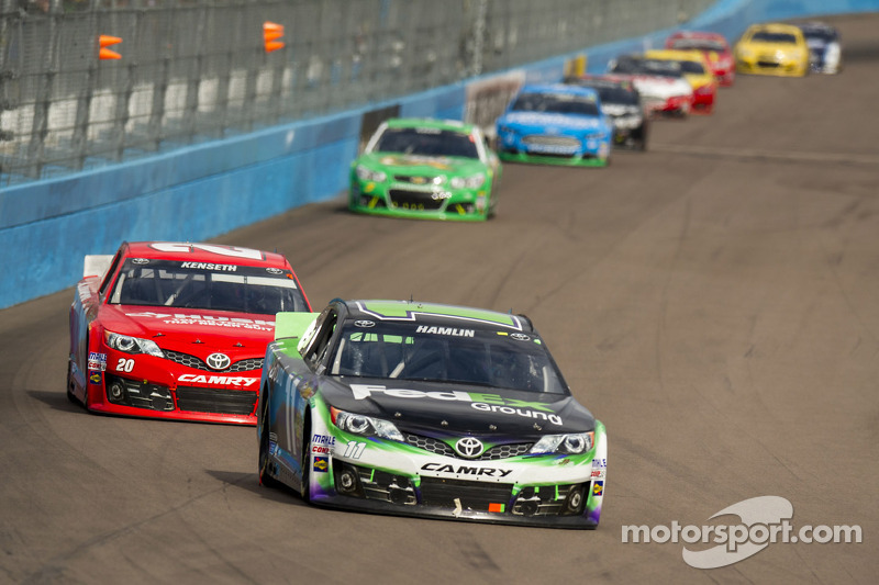 Hamlin receives 25k fine for disparaging remarks made in Phoenix