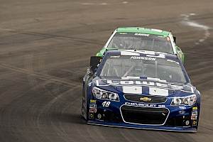 Odds looks good for Johnson on Vegas 400