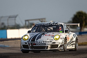 WeatherTech Porsche looking for competitive GTC race at Sebring