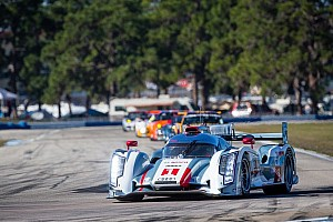 ALMS Practice report Up and down first practice for Audi Sport in Sebring