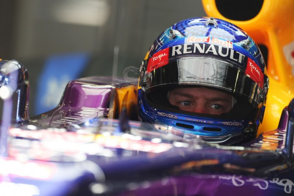 Vettel fastest out of the gate in Australia's first practice