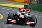 Vodafone McLaren Mercedes works on improvements after free practice