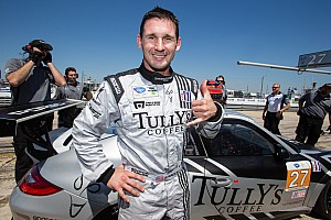 ALMS Qualifying report Dempsey Del Piero Racing's Lally takes GTC pole at Sebring