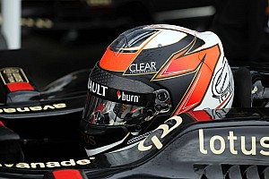 Räikkönen qualifies 7th with Grosjean in 8th in Australia