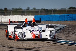 ALMS Race report Braun scores in Sebring the fastest PC lap of the race