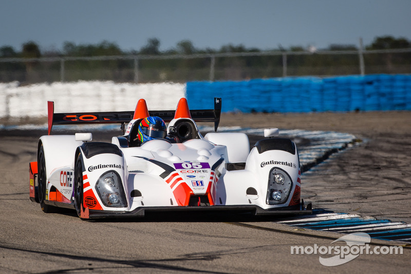 Braun scores in Sebring the fastest PC lap of the race
