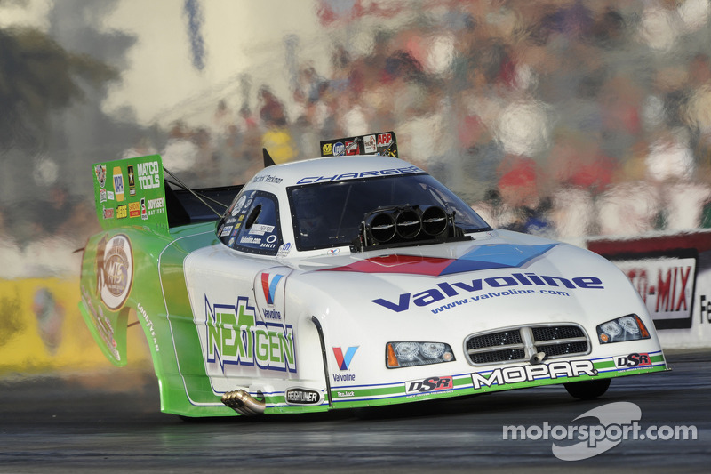 Beckman earn semifinal finish at Gatornationals