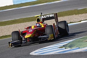 GP2 Preview Leimer and Leal set for first race of 2013 at Monza