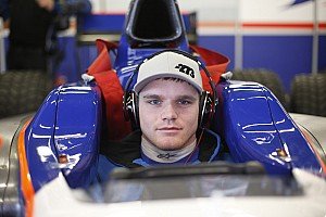 GP2 Preview Conor Daly to make his GP2 debut in Malaysia