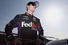 Hamlin takes third-straight front row start with Fontana pole