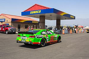 NASCAR Sprint Cup Race report Patrick runs clean race at Fontana