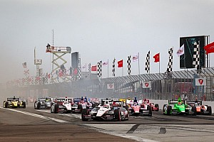 "IndyCar Commentary Lisa's St. Petersburg ""Back Talk"""