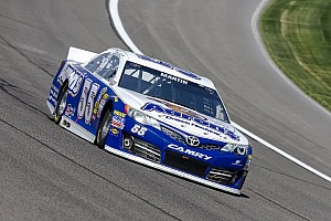 NASCAR Sprint Cup Breaking news MWR's Martin will return to the #55 Toyota at Texas