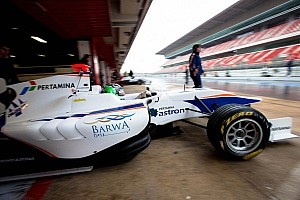 GP3 Breaking news GP3 Series adds Valencia to the 2013 calendar