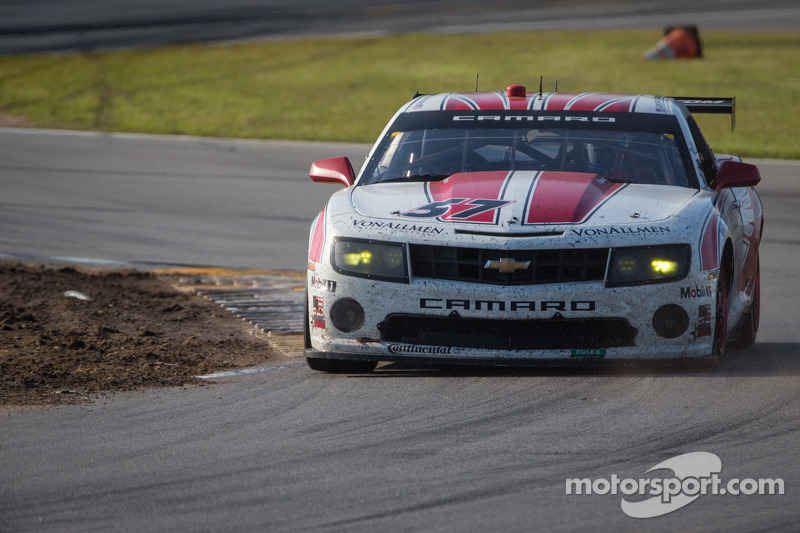 Stevenson Motorsports sets new track record to take pole at Barber Motorsports Park